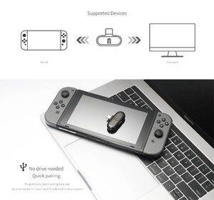 Image 5 - Gulikitルート + プロbluetoothオーディオアダプタワイヤレストランシーバusb cアダプタnintendゲームでスイッチのpcサポート音声チャット
