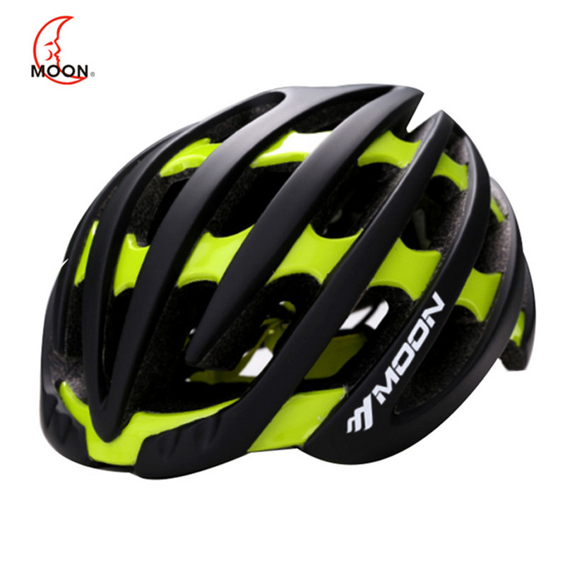 MOON capacete ciclismo Bike Cycling Adult Helmet  Ultralight MTB Integrated  Road Bicycle Riding Helmet cascos para bicicleta a2