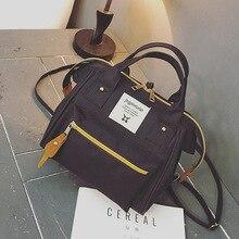 Black Women Bag Fashion Handbags Luxury Bags Shoulder Canvas Crossbody for
