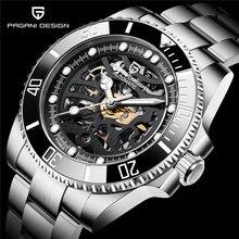 Часы наручные pagani Мужские автоматические брендовые военные
