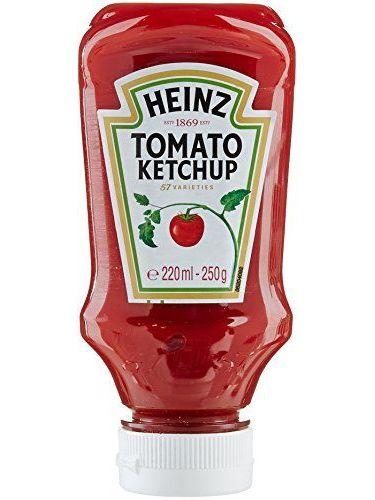Heinz Tomato Ketchup En Flacon Souple 220 Ml