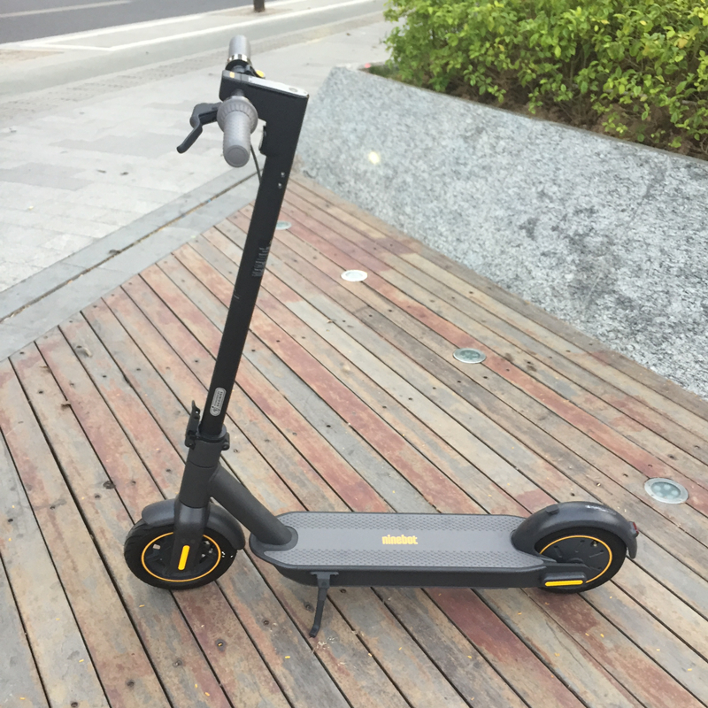 EU Stock Smart Electric Scooter foldable 65km Max Mileage KickScooter Dual Brake Skateboard With APP