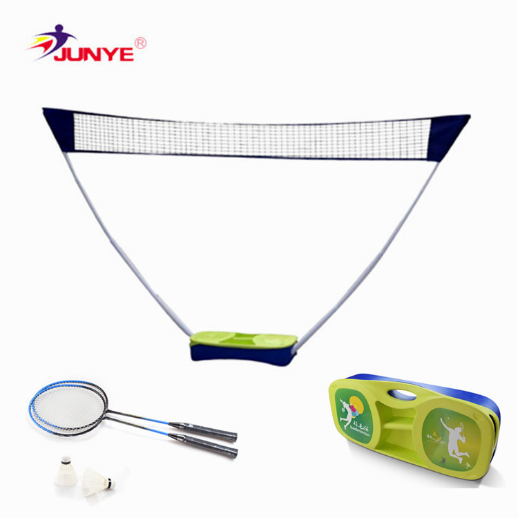 Manufacturers Customizable Badminton Net Outdoor Portable Folding Lightweight Simplicity Standard China Mobile Grid Currently Av