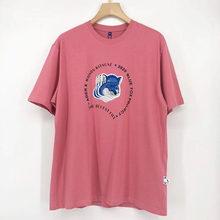 2021 Ader Error Maison Kitsune camiseta bordado zorro fantasma capa T camisas nuevo de las mujeres de los hombres de alta calidad Ader Error 1:1 Top Tees