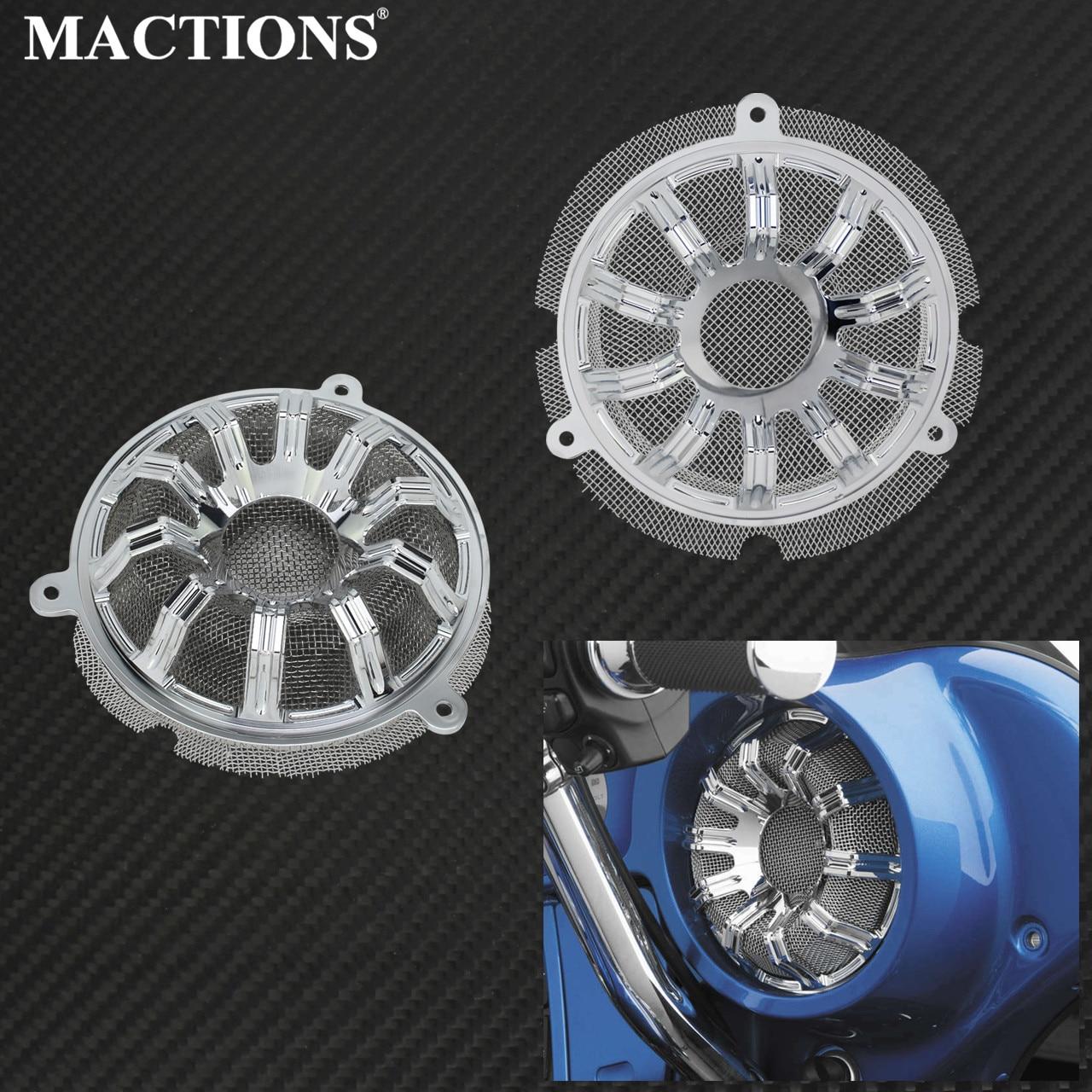 14-19 Harley Davidson Touring FLHX FLHT Front Speaker Grill
