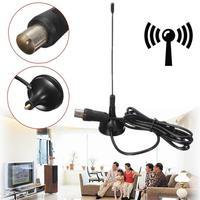 אנטנה vhf uhf האיכות הגבוהה 1080P / ATSC HDTV אנטנה 50 מייל טווח ניידת טלוויזיה דיגיטלית אנטנת DVB-T VHF UHF מיני טלוויזיה אנטנת אנטנת רכב 5dBi (5)