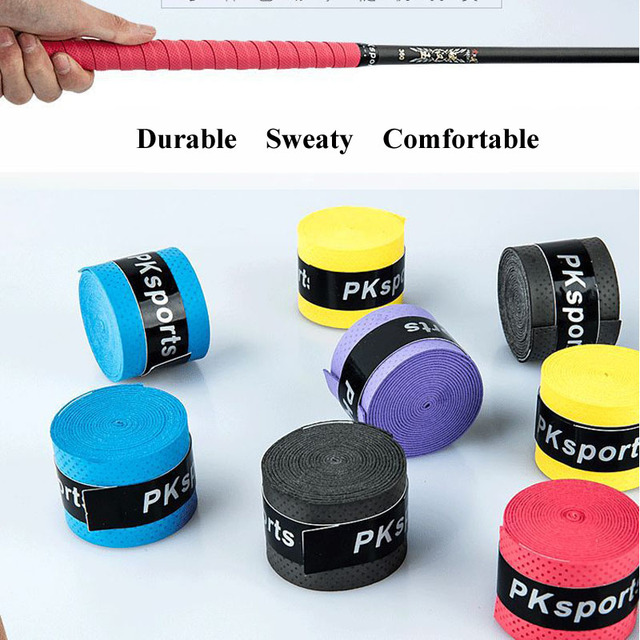 3PCS Fishing Rod Handle Wrapper Sweat Absorbing Band Breathable Tape Tackle Anti Slip-Prevention Belt Basic 3