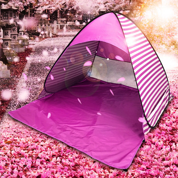 Portable Beach Automatic Camping From Beach 2 Persons Tent Instant Tents Outdoor Toy Tents zenph children s camping tent outdoor indoor dual use tent automatic speed open tents automatic hiking beach tents barraca