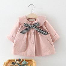 trench kids trench coat girl child coats trench