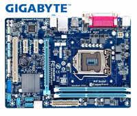 Gigabyte GA-B75M-D3V placa-mãe b75 para intel lga 1155 ddr3 B75M-D3V 16 gb usb2.0 usb3.0 b75 usado placas de computador placa-mãe desktop