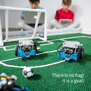 Image 5 - Makeblock mBot DIY Kit de Robot, Arduino, programación de nivel de entrada para niños, STEM Education. (Azul, Versión Bluetooth)