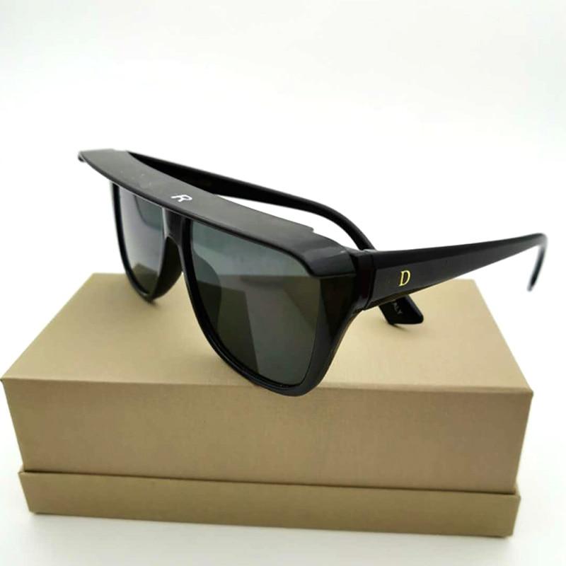 2020 Luxus Marke Design Weibliche Brillen Mode Gafas Shades Spiegel UV400 Oculos De Sol Feminino