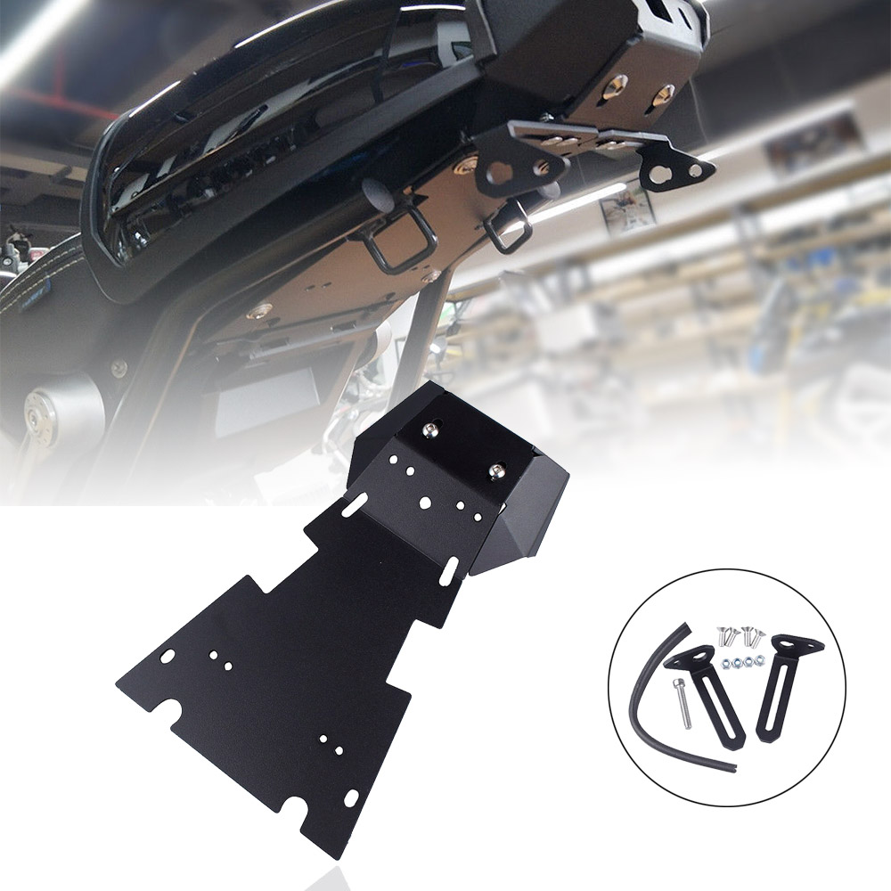 Motorcycle Accessores RNINE <font><b>T</b></font> <font><b>R</b></font> NINET <font><b>Tail</b></font> <font><b>Light</b></font> Tidy Rear Mount License Plate Bracket Brake for 2015 2012017 <font><b>BMW</b></font> <font><b>R</b></font> <font><b>Nine</b></font> <font><b>T</b></font> R9T image