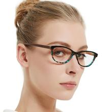OCCI CHIARI Brand Designer eyeglasses Radiation protection Prescription Nerd Lens Medical Women Optical Glasses Frame PANA