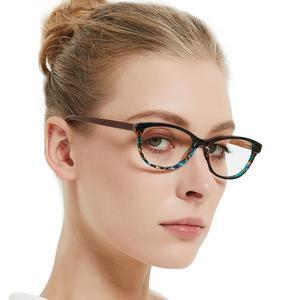 Image 1 - OCCI CHIARI מותג מעצב משקפיים קרינת מרשם הגנת Nerd עדשת רפואי נשים אופטי משקפיים מסגרת PANA