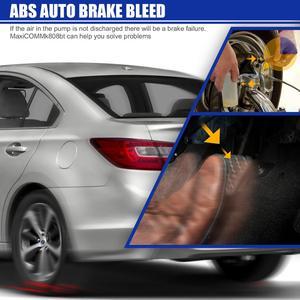 Image 4 - Autel MK808BT Automotive Diagnostic OBD2 Code Scanner Tool Alle System DPF EPB UNS