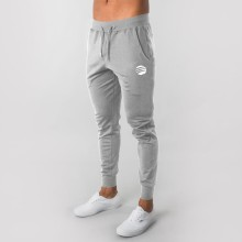 2020 Men printing Casual Sweatpants Fitness Sportswear Joggers Pants Cotton New Male Gyms Trousers Pantalones