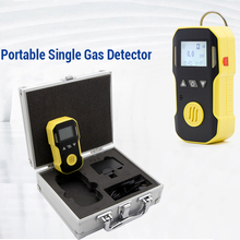 Ozone Detector Monitor Vibration-Alarm Gas-Tester Concentration O3 with Sound-Light Residual