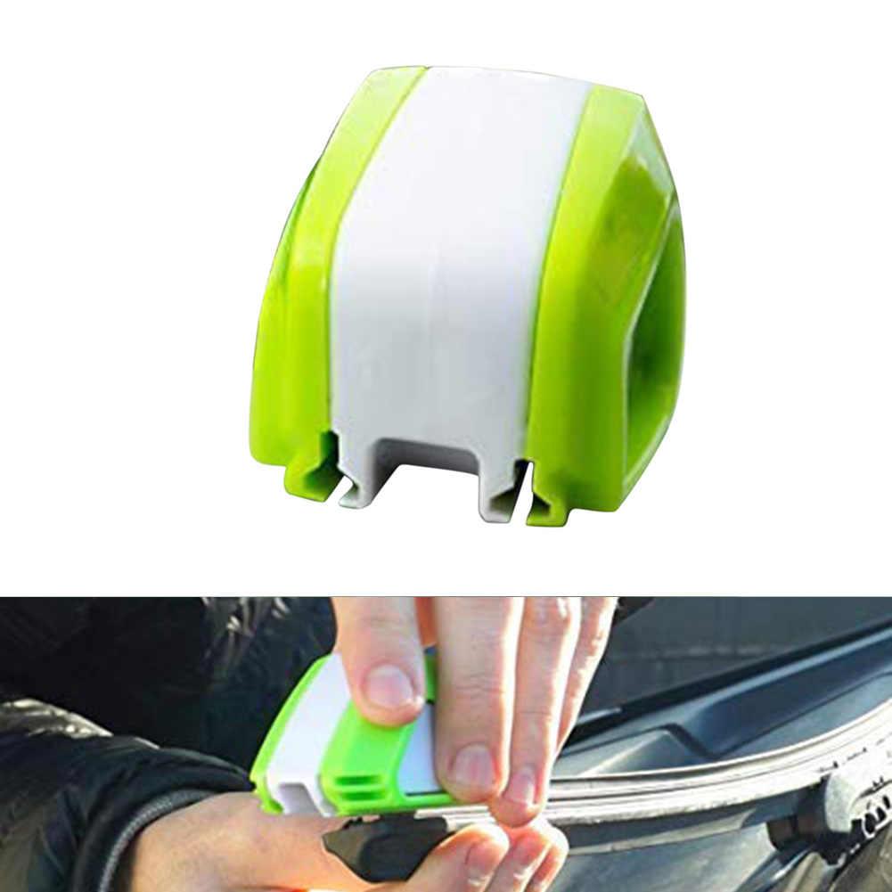 Mobil Wiper Perbaikan Alat Universal Auto Kendaraan Kaca Depan Wiper Blade Refurbish Perbaikan Alat Remover Kaca Depan Perbaikan Awal Kit