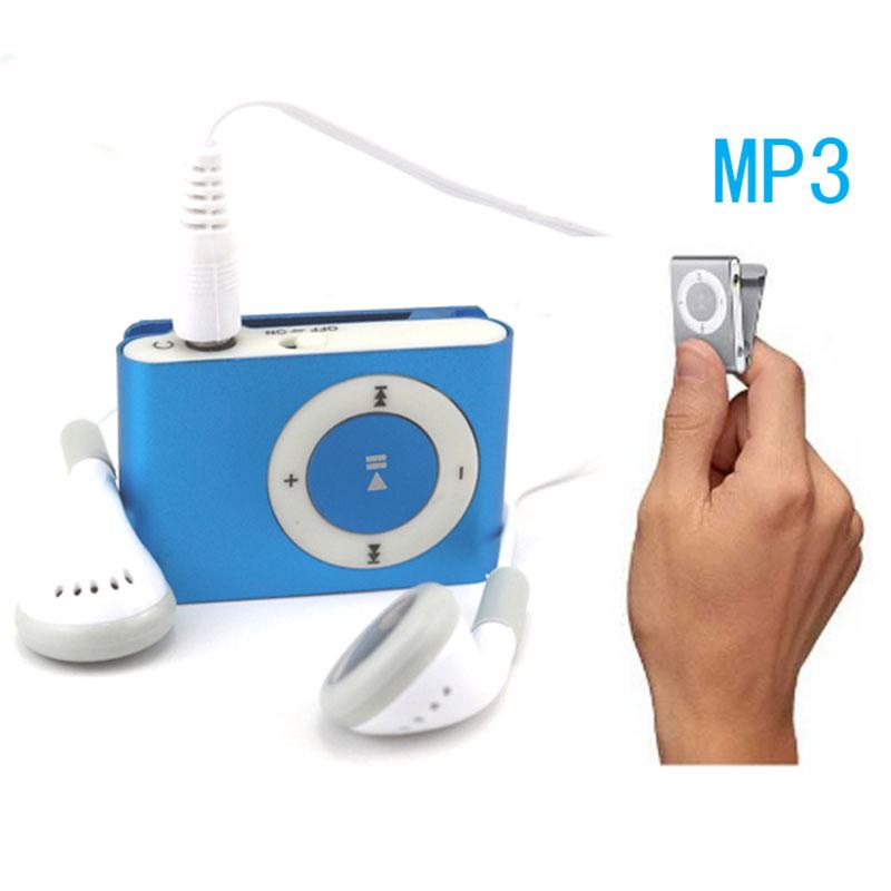 Clip Mp3-Player Mirror Portable Mp3 Waterproof Mini Walkman Sport Lettore Wholesales