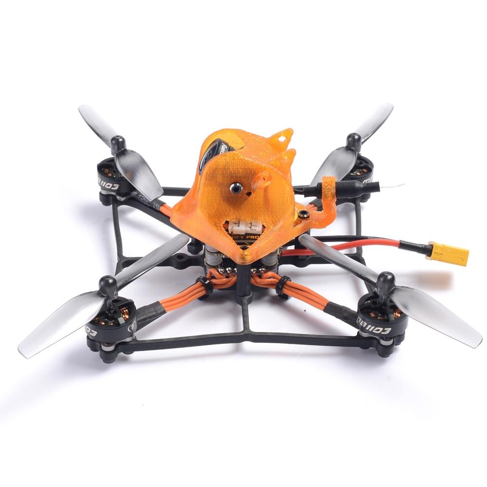 Diatone GTB339 3 cal 120mm 3S BOB wspólny projekt PNP RC FPV Racing RC Drone w Helikoptery RC od Zabawki i hobby na  Grupa 2