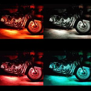 2019 Motorcycle LED Remote Con