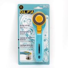 OLFA Professional Hob Curve Cloth Cutter Rty-2/C Rotary Knife 45Mm Knife Blade