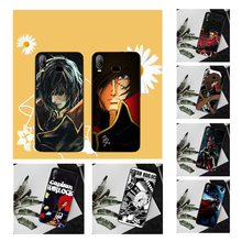 NBDRUICAI Space Pirate Captain Harlock DIY Printing Phone Case For Samsung A10 A20 A30 A40 A50 A70 A71 A51 A6 A8 2018(China)