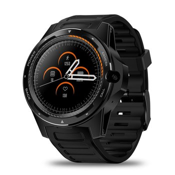"""THOR 5 Dual System Hybrid Smartwatch 1.39"""" AOMLED Screen 454 X 454px 2GB+16GB 8.0MP Front Camera Smart watch"""