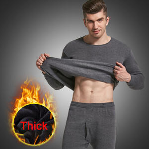 Thermal-Underwear-Sets Long-Johns Thick Winter Women for Russian-Canada And European