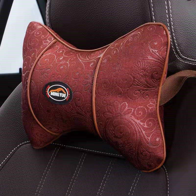 Universal Car Neck Memory Pillow Interior Modeled On Jade Stone Neck Rest Headrest Cushion Pillow Car Interior Accessories|Neck Pillow| |  - title=