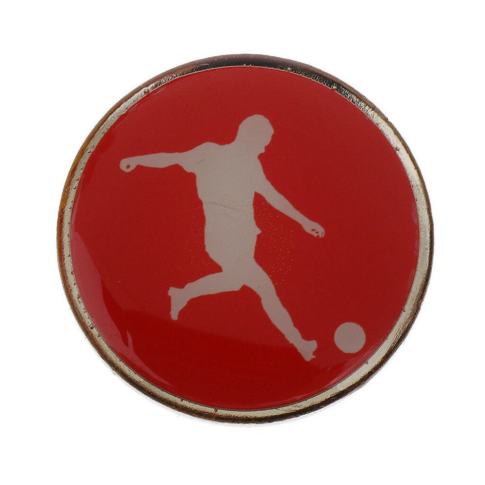 Professional 35mm Football Soccer Badminton Table Tennis Referee Flip Toss Coin