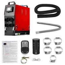 Автомобильный обогреватель 5 кВт 12 В, парковочный обогреватель, многофункциональный аппарат, термостат, воздушный дизель-обогреватель для автобуса, грузовика, лодки, фургона