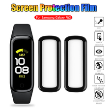 Screen-Protector Protective-Film Smartwatch-Accessory Galaxy Samsung Full-Coverage 3D