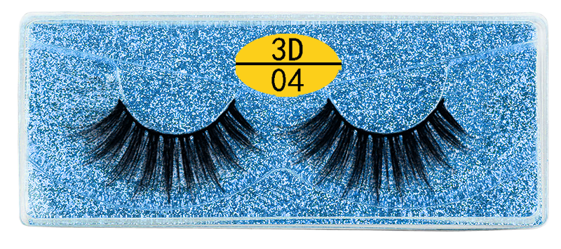 Hab28560d592f472dab9dd86bbe8b25d2N - MB Eyelashes Wholesale 40/50/100/200pcs 6D Mink Lashes Natural False Eyelashes Long Set faux cils Bulk Makeup wholesale lashes