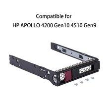 3,5 дюймовый лоток для жесткого диска Caddy для hp APOLLO 4200 Gen10 4510 Gen9 для настольных компьютеров