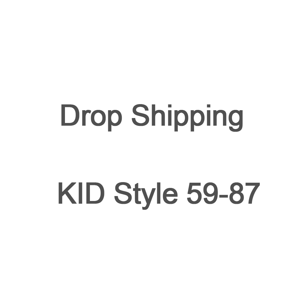 US Drop Shipping LINK KID Style 59-87
