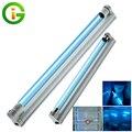 8 Вт 15 Вт бактерицидный свет T5 трубка UVC стерилизатор для удаления пыли клещей УФ-кварцевая лампа озоновый стерилизатор для спальни/больницы