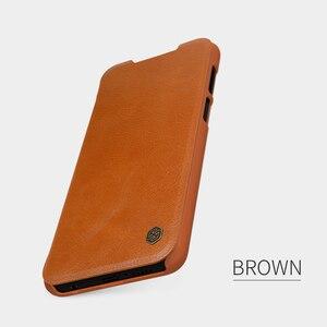 Image 4 - Xiaomi Redmi Note 9S 9 Pro Max Note 8 Pro 플립 케이스 Nillkin Qin 가죽 플립 커버 카드 포켓 케이스 Note9 Pro Phone Bags