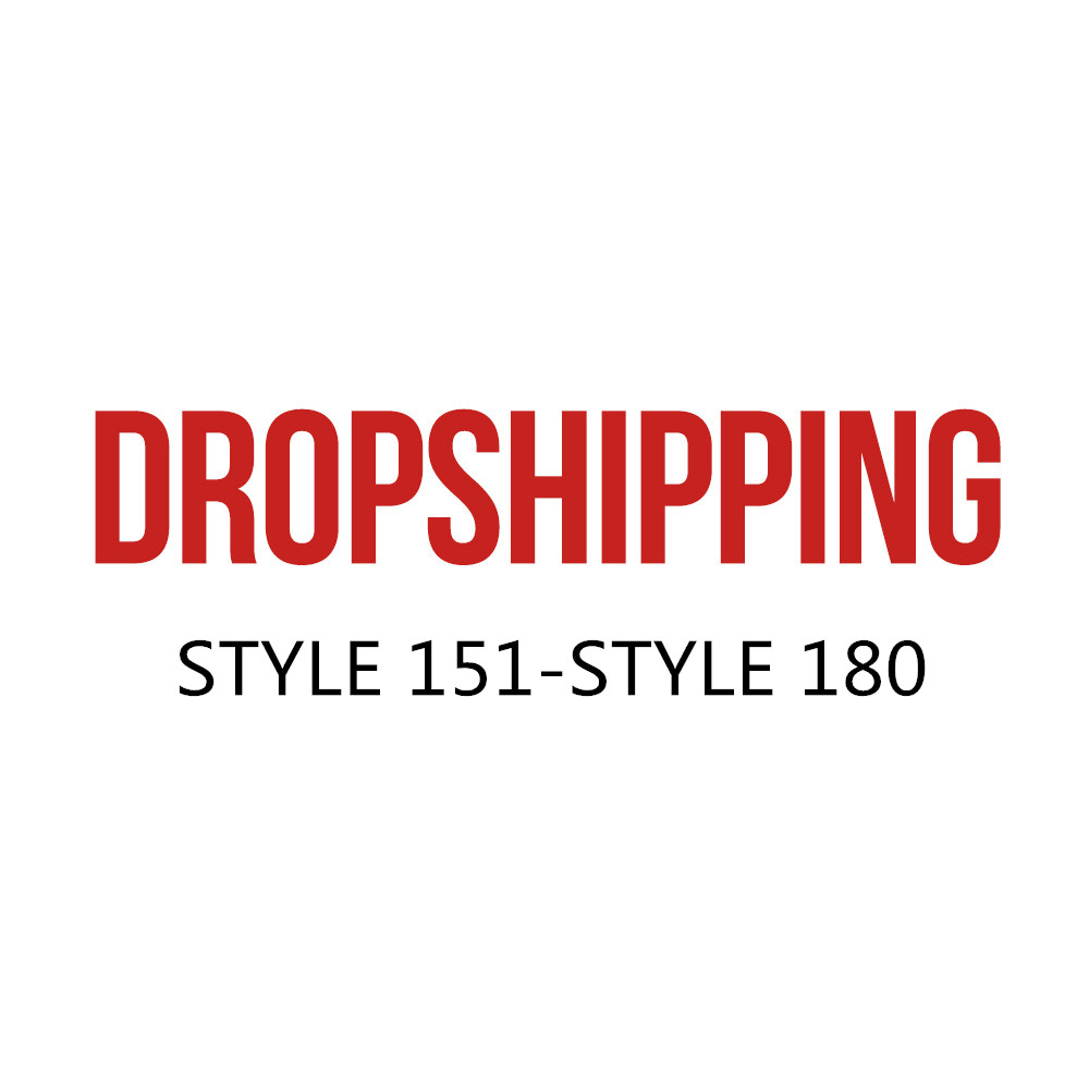 US DROPSHIP LINK ADULT STYLE151-STYLE180