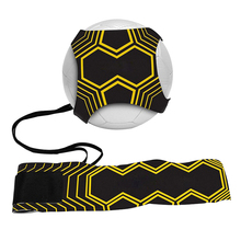 New Quality Football Kick Solo Trainer Belt Adjustable Swing Bandage Control Soccer Training Aid Equipment Waist Belts