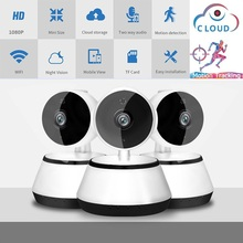 1080P CCTV Camera IP Pan/Tilt Wireless Surveillance Wifi Home Security Babby Monitor Zoom