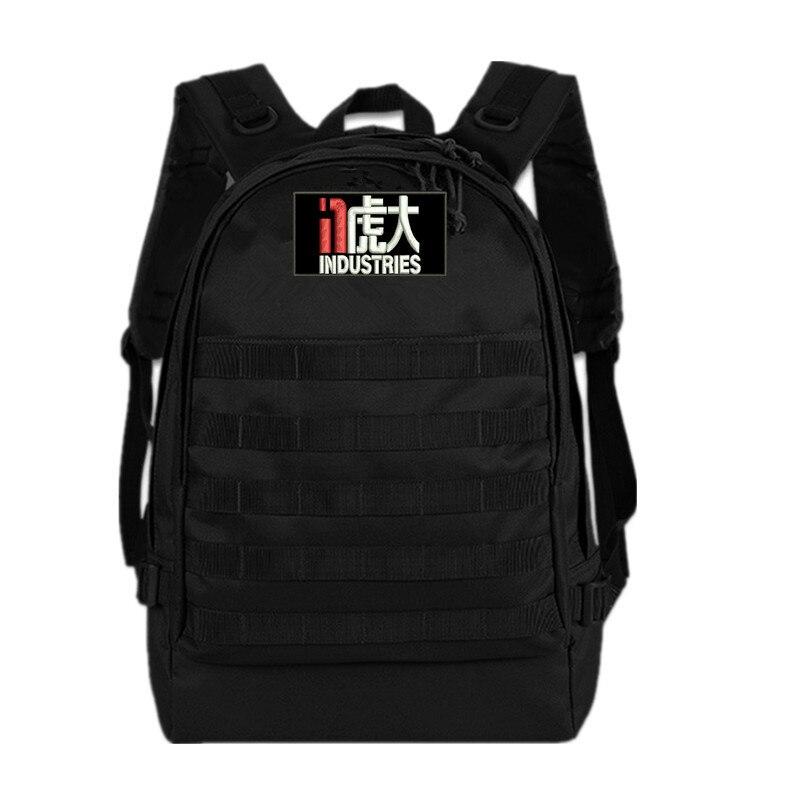 Titan Fall 2 Fashion Man Backpack Nan Bei Bao School Bag Soft Hide Substance Street Travel Large-Volume