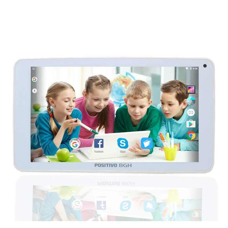 7-inch witte Y700 Tablet PC Android 6.0 1GB + 8GB 1024x600 RK3126 Quad- core HD Screen Tablet WIFI Dual camera voor kinderen
