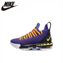 Nike Lebron 16  Four Horsemen Original New Arrival Men Basketball Shoes Breathable Sneakers #CI1517-001/CI1520-500