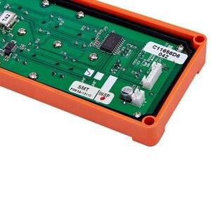 Image 5 - クレーンリモートコントロールtransmiter F21 E1B産業ワイヤレスラジオ 8 シングルスピードボタン送信機