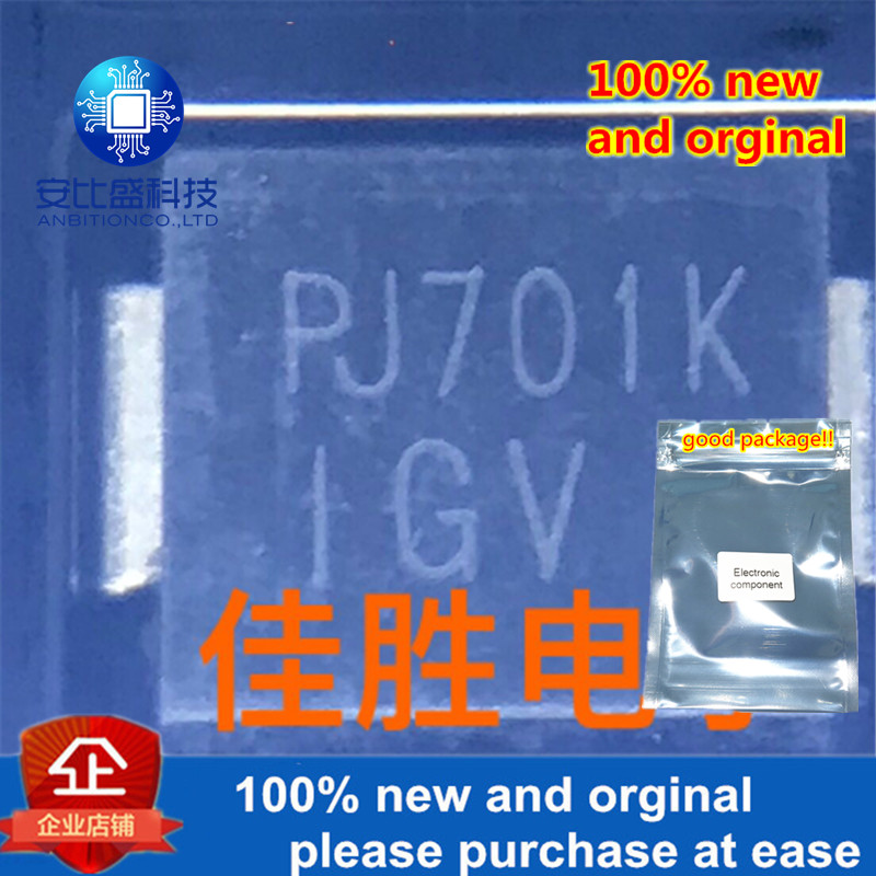 25pcs 100% New And Orginal 3.0SMCJ85CA 85v Two Way TVs Protection Tube Screen Printing LGV  In Stock