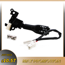 Toyota Cruise Control Switch For Corolla RAV4 Yaris Vios Camry Hilux Hiace Wish Auris Prius Previa Ractis SCION TC 84632-34011 наклейки digiface toyota corolla hilux vitz rav4 camry prius 2 3 4