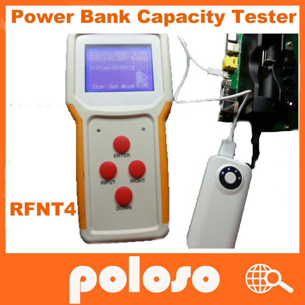 POLOSO Rfnt4 Battery Monitor With Voltage Digital Meter