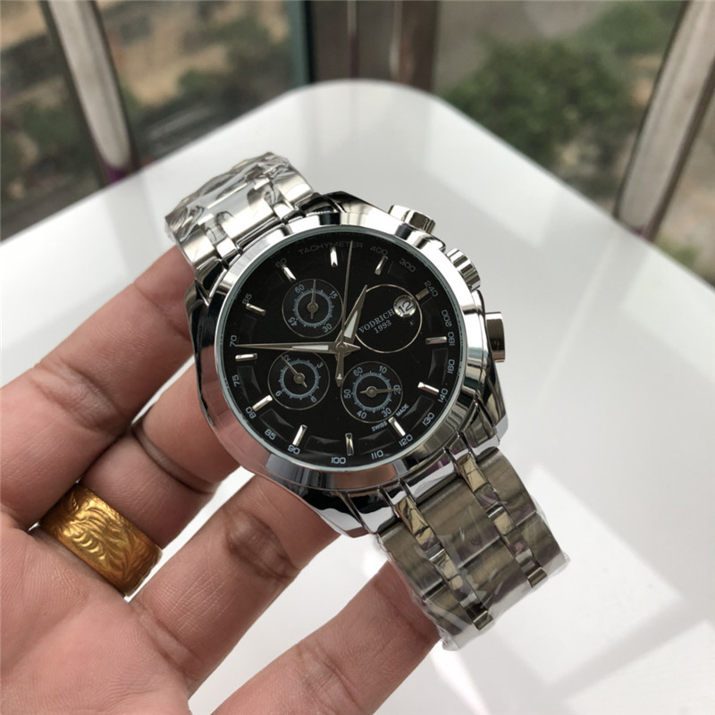 Men's Fashion Six-needle Quartz Watch Multi-function. Multi-quality, High Quality And High Quality. AaaWatch